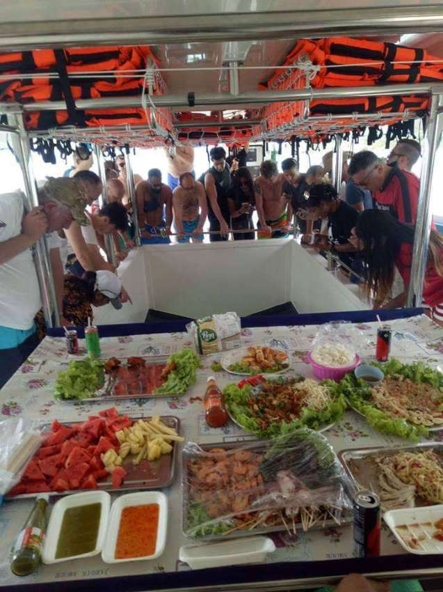 15 meter  / Catamaran / Diving / Party boat for sale / Pattaya
