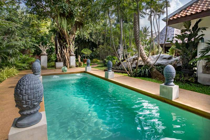 An estate of exceptional beauty on 1.760 m2 in Huai Yai