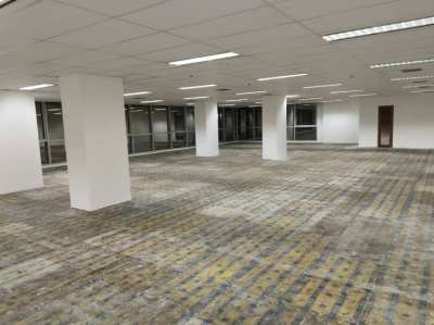 Office demolition company (Reinstatement) by a professional team
