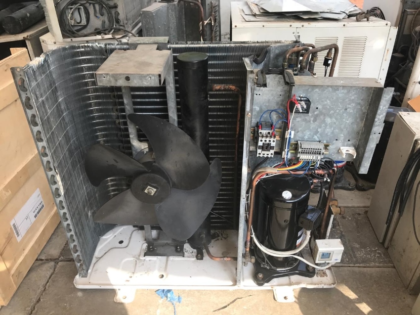 Secondhand cold room spare parts for sale