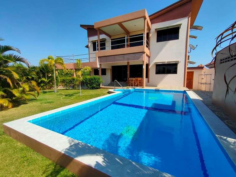 Owner Financing! Danish Designed Mountain View 3 BR 4 Bath Pool Villa