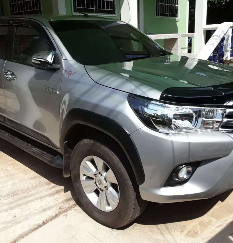 Toyota Hilux Revo Pre Runner in excellent condition.