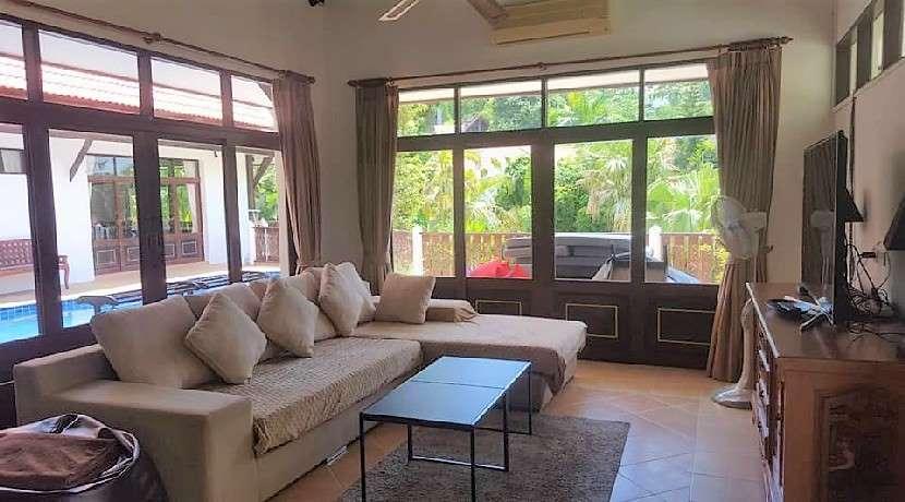 For Sale Villa Bang Por Koh Samui near the beach