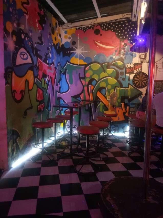 Popular Bar at koh chang