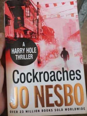 Cockroaches- Jo Nesbo- a Bangkok novel   ** free postage **