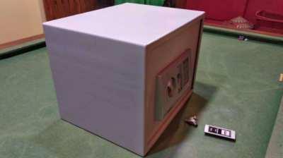 safety BOX medium size - good condition - 900 baht