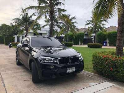 BMW X6 XDRIVE 30D 2016