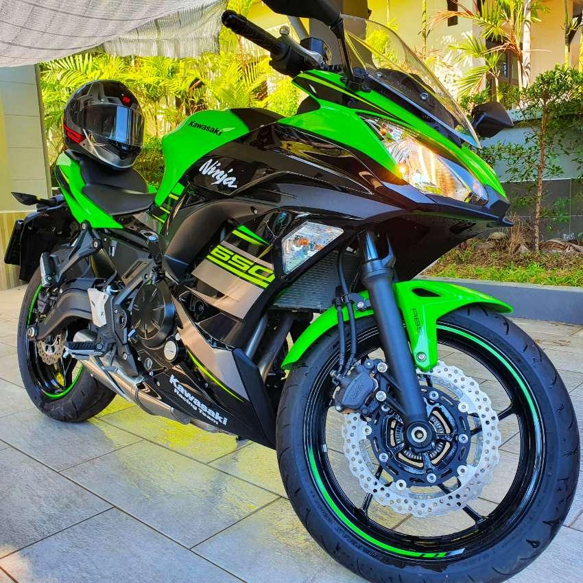 NEW 2019 Kawasaki Ninja 650 ABS only 150kms
