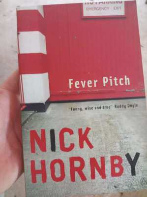 Arsenal FC! Fever Pitch - Nick Hornby  ** free postage **
