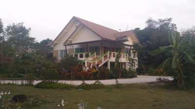 House For Sale $383,334, Hill view, near WatRongKhun Singha Park