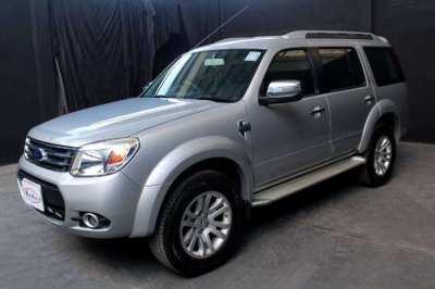 2014(Mfd'14) Ford Everest 2.5 LTD TDCi A/T