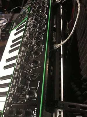 Roland Aira System-1 plugout synthesizer in original box