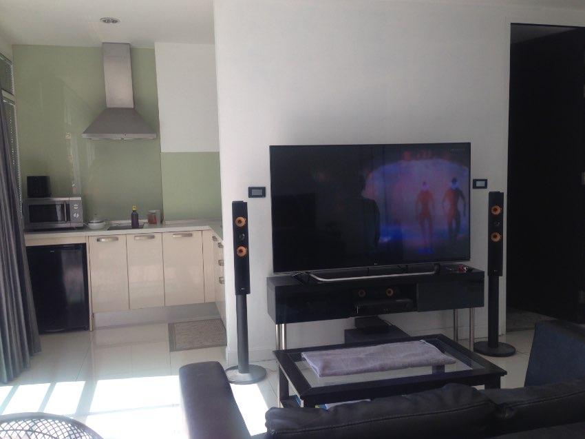 Studio Condo For Sale in Pratumnak Pattaya