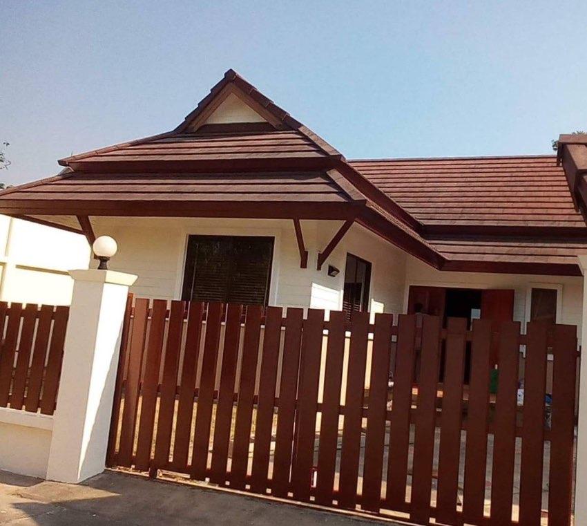 Beautiful Single House For Sale Chaiyapluk 2 Jomtien Pattaya
