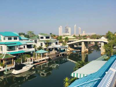 House and Yacht in Jomtien Yacht Club
