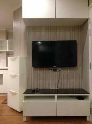 LUMPINI PARK RAMA9 RATCHADA TowerA Floor24 Ready for move-in 1Bed