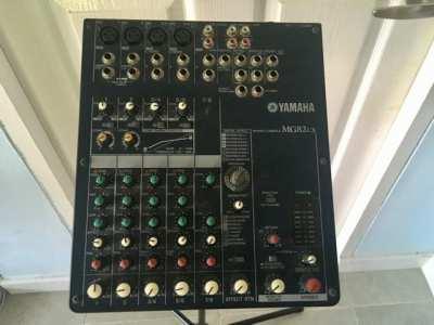 Yamaha Mixing Console MG82cx