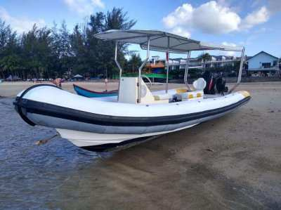 Andaman Boat Co 7.5 meter offshore RIB