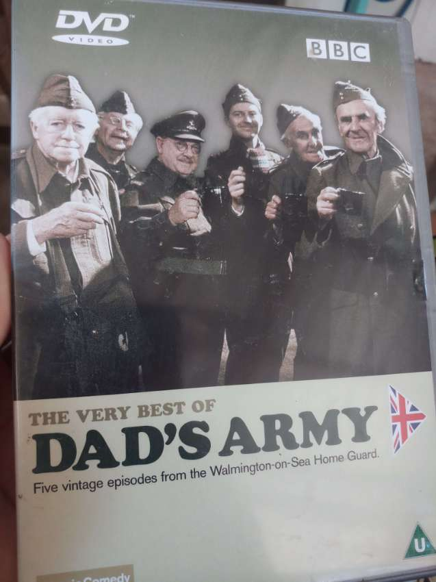 Dad's Army, best of - Original BBC DVD