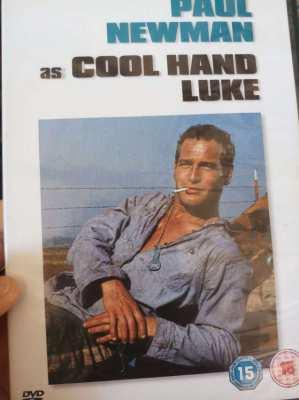 Cool Hand Luke - Original Paul Newman DVD