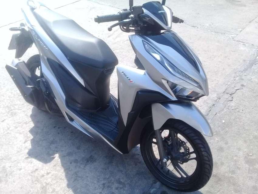 Expat selling like new Honda Click 150i. 1406 KM