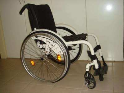 quickie xenon wheelchair