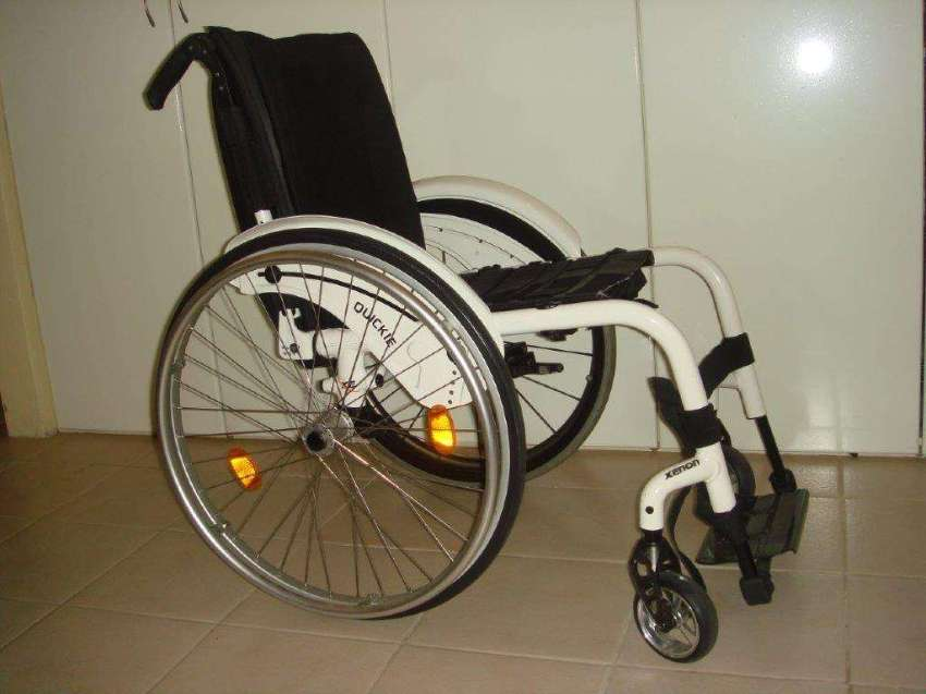 quickie xenon wheelchair