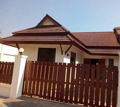 Hot Deal! Single House For Sale Chaiyapluk 2 Jomtien Pattaya
