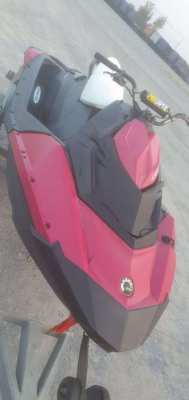 Sea Doo​Spark 2015, 50 hours IBR