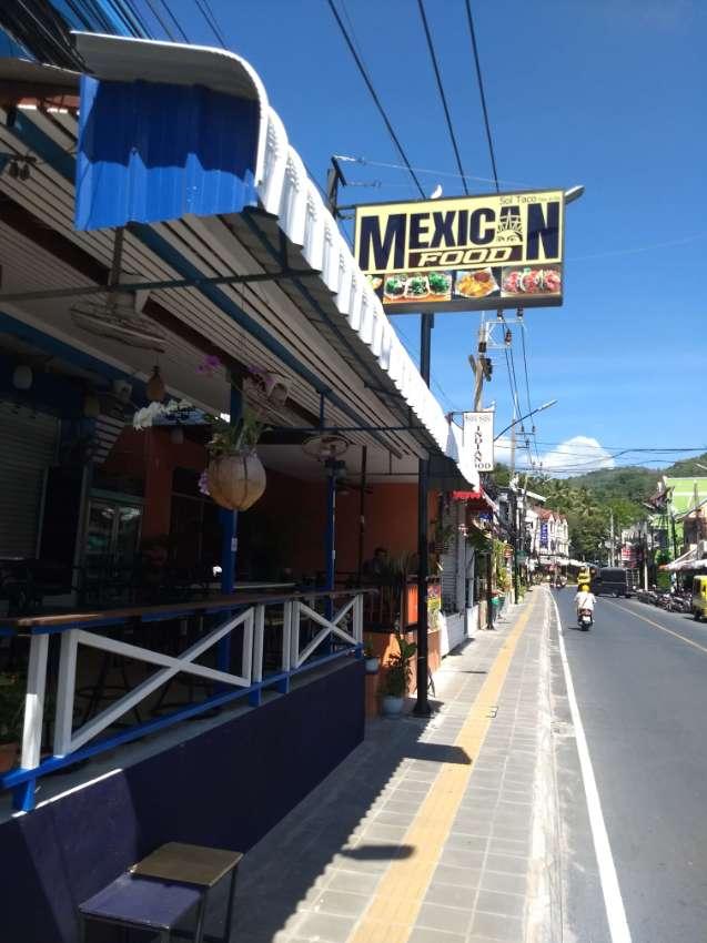 Restaurant for sale - Kata Beach