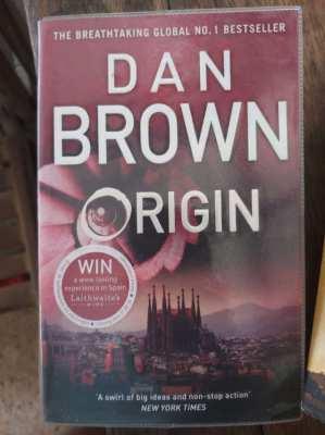 Dan Brown - Robert Langdon Series - 5 books  **free postage**