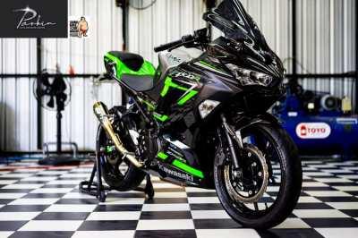 Kawasaki ninja 400 High grade