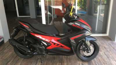 Yamaha Aerox 2019 Model for sale 45,900 Thb