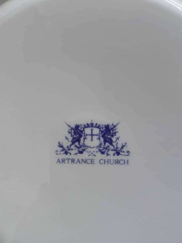 Artrance Church collection plate