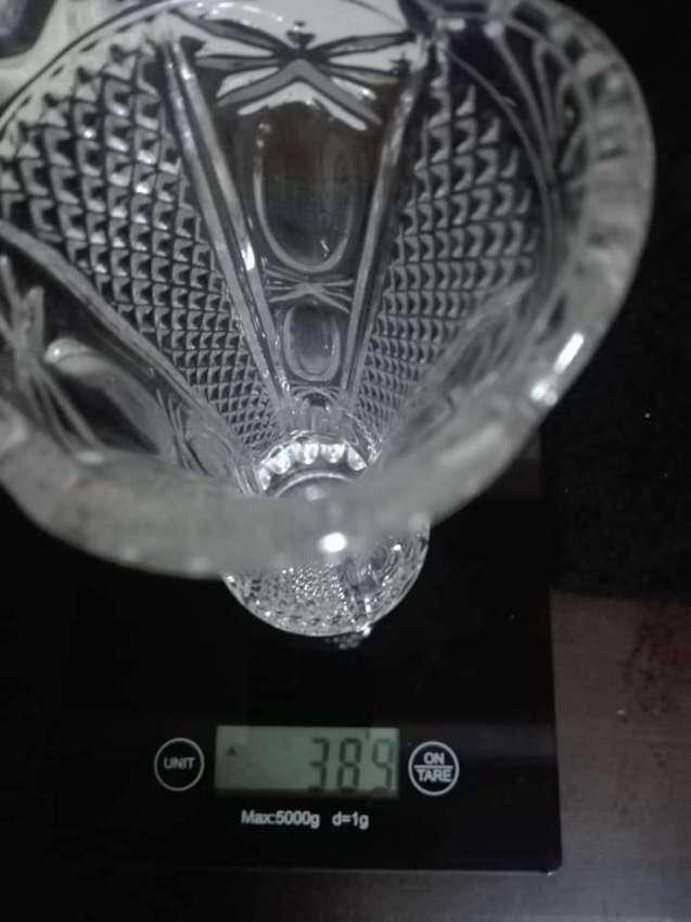 SOLD!!! Crystal flower vase