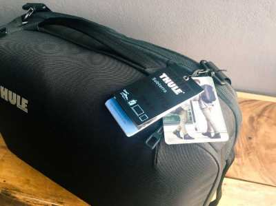 NEW Thule Subterra MultifunctionTravelbag 40L