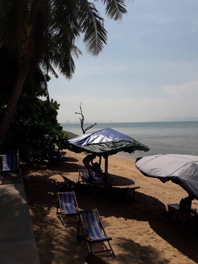 LOOK 2 bed 164m2 Covid price 25000pm Jomtien Beach front