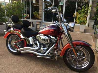 Harley Davidson Fat Boy CVO 103CUI