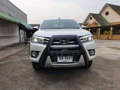 TOYOTA HILUX REVO DOUBLE CAB 2.8 G