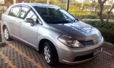 Nissan Tiida 1.6 Automatic