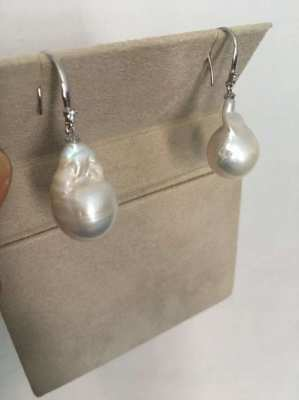 Barouque pearl Earring good price850baht