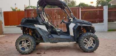 cfmoto zforce 800 cf800 4x4 UTV dune buggy ATV off road AWD
