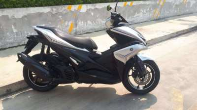 Latest Yamaha Aerox ABS / Keyless - Top Model - FOR RENT