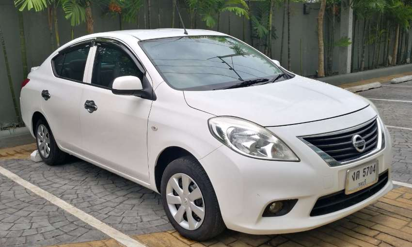 2012 Nissan Almera for sale -Well maintained and low kilometres!