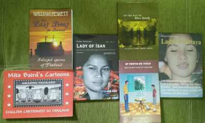 Books about Thailand / Asia