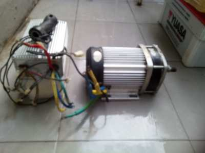 Electric motors for motor vehicles