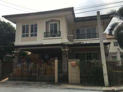 ฿6000000 / 3br - 2098m2 - House for sale Onnut Prawet Passorn Prestige