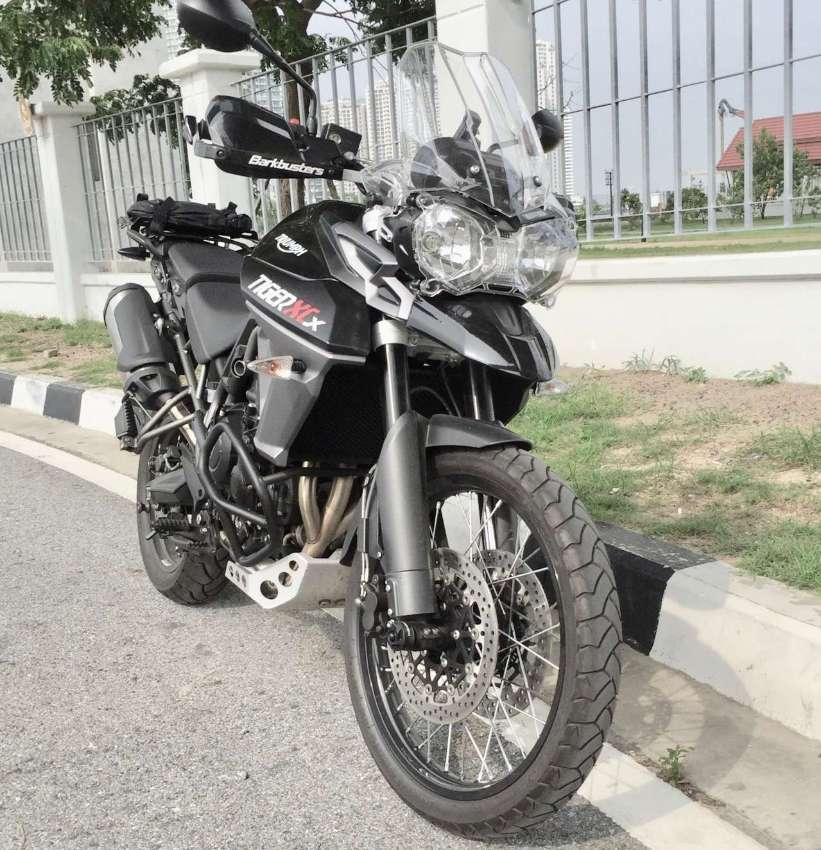 Triumph Tiger 800Xcx for sale