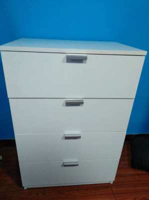 4 Drawer Bedroom Cabinet from Index