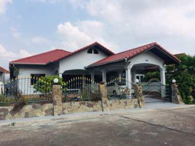 Quick sale, one-story house, Soi Khao Noi